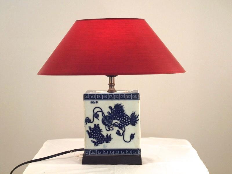 kleine chinesische vasen lampe aus hamburg auf productmate. Black Bedroom Furniture Sets. Home Design Ideas