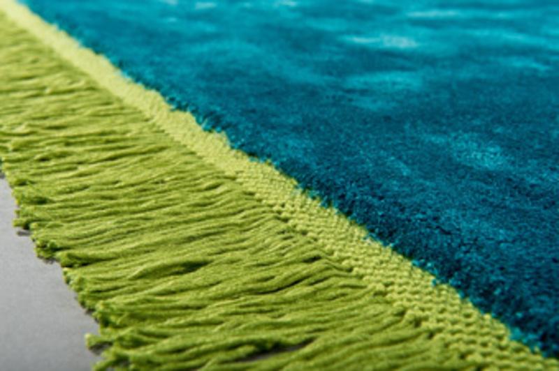 Bretz  Viscose Solid Teppich aus Hamburg auf PRODUCTMATE
