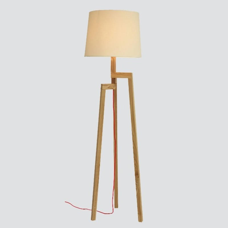 stehlampe dreibein holz stehlampe dreibein holz schwarz m bel inspiration und kunst retro and. Black Bedroom Furniture Sets. Home Design Ideas