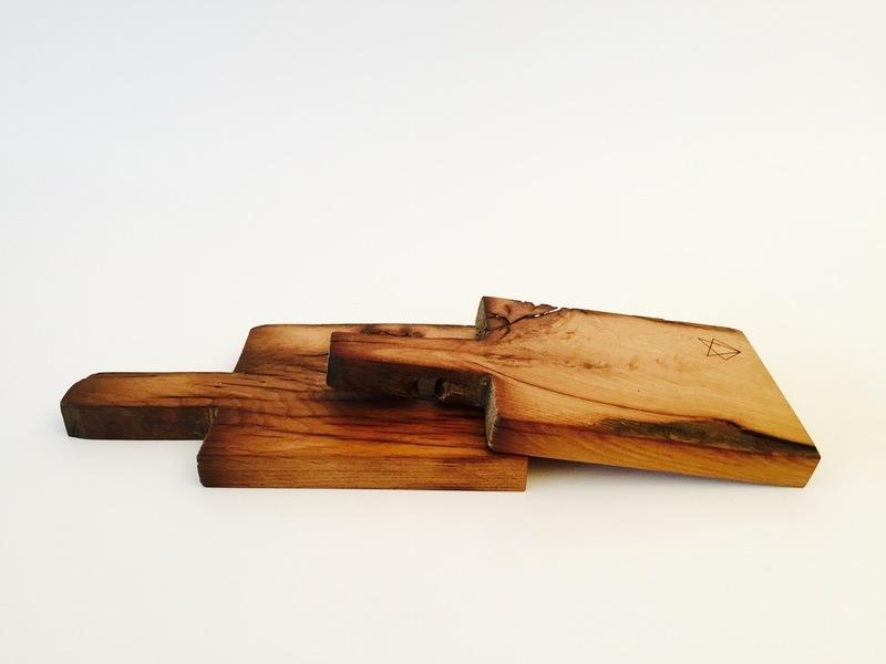 e o222 · Brett aus alten Fachwerkbalken aus Hofheim auf PRODUCTMATE