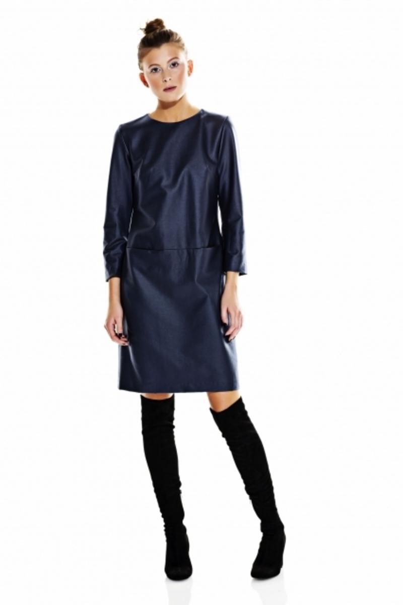elegantes kleid mit 3/4 Ärmeln von he:idi aus frankfurt am