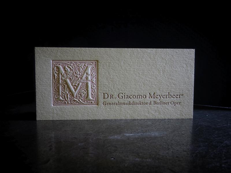 Individuelle Visitenkarten Von Martin Z Schröder Aus Berlin