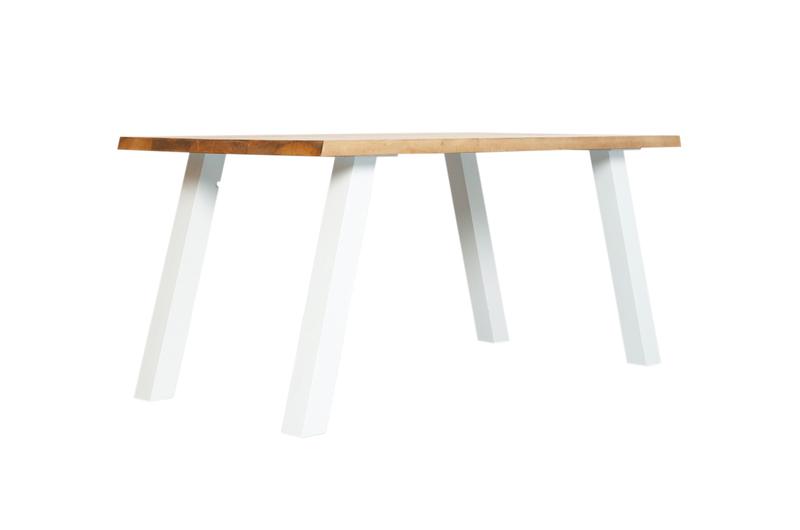 Groer esstisch groer runder esstisch aus der zeit um - Mobel aus gerustbohlen ...