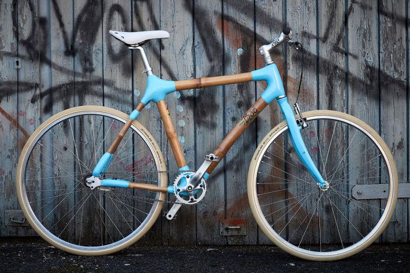 Individuelles Fahrrad Aus Bambus Aus Kiel Auf Productmate