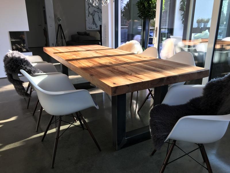 Holzwerk Hamburg massivholztisch aus eichenholz altholz holzwerk hamburg aus