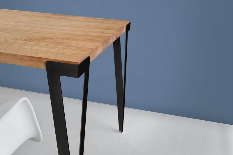 Tischbeine Aus Stahl Leg 7 Aus Berg Auf Productmate